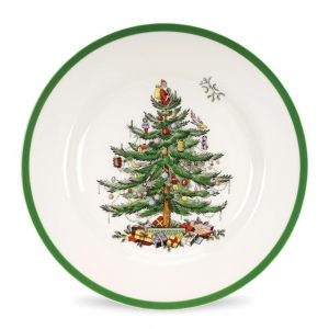 Тарелка SPODE CHRISTMAS TREE 27 см