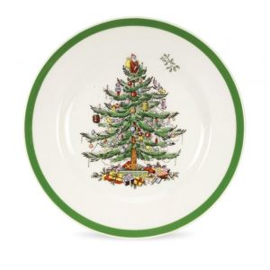 Тарелка SPODE CHRISTMAS TREE 20 см