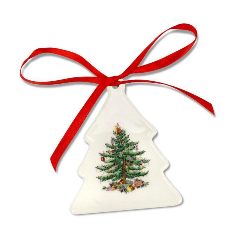 """Елочная игрушка """"Дерево"""" SPODE CHRISTMAS TREE"""