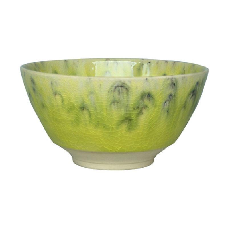 Чаша COSTA NOVA MADEIRA 24 см зеленая вода
