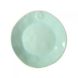 Тарелка COSTA NOVA 27 см бирюзовый