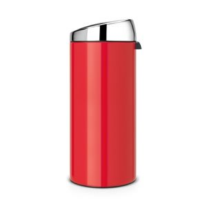 Мусорный бак Brabantia TOUCH BIN - Passion Red (красный)