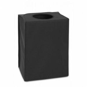 Сумка для белья прямоугольная - Black (черный)