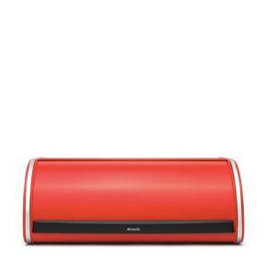 Хлебница со сдвигающейся крышкой Brabantia - Passion Red (красный)