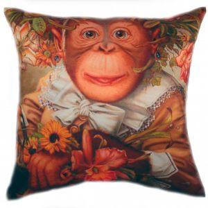 """Подушка """"Веселая обезьянка"""""""