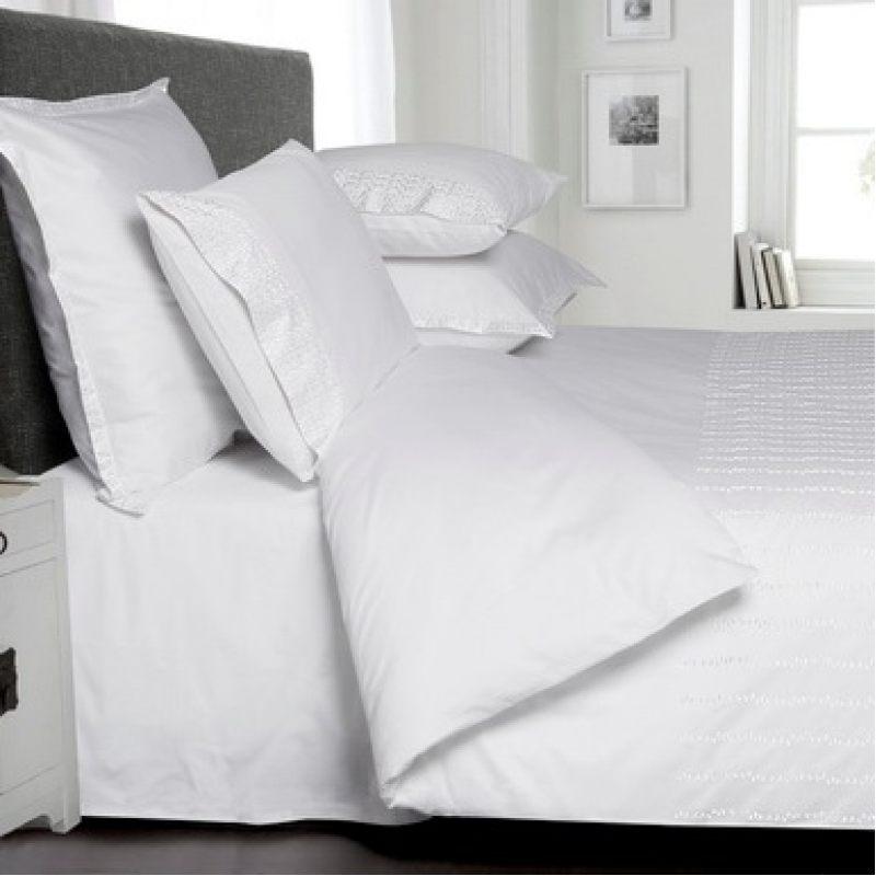 """Комплект постельного белья """"ELISA"""" белый"""