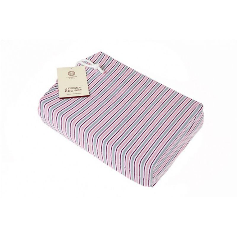 Комплект трикотажного постельного белья