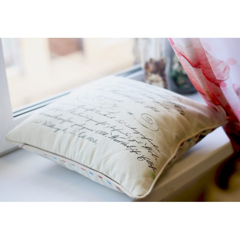 "Подушка ""Туманное письмо"""