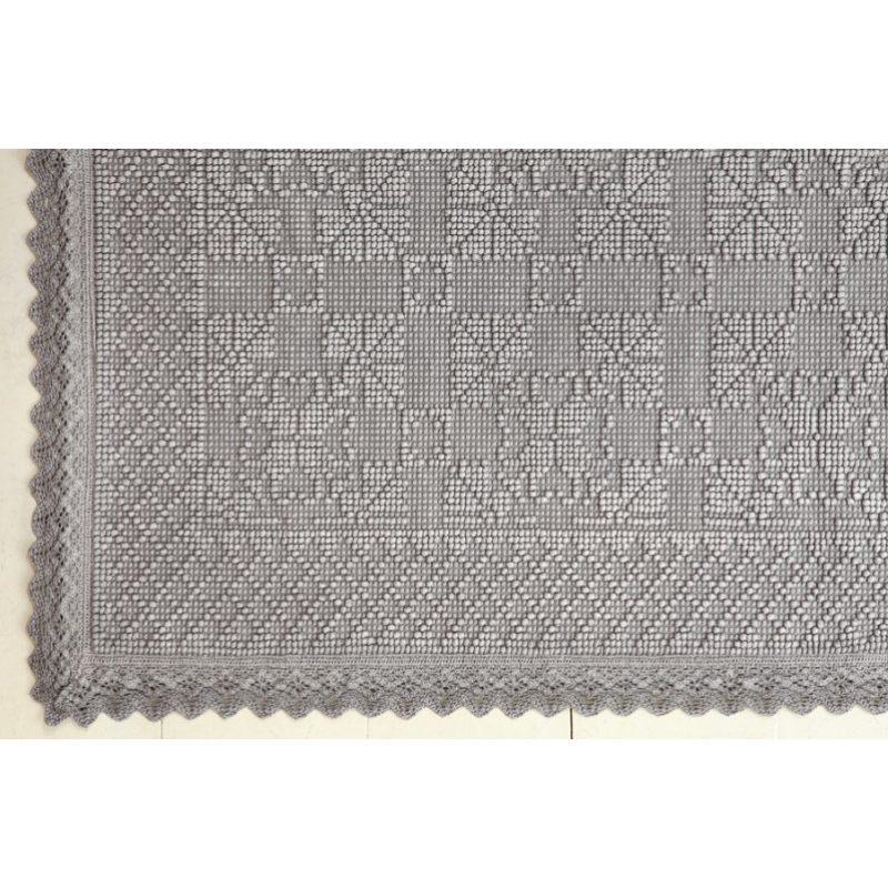Коврик VINTAGE2, светло-серый