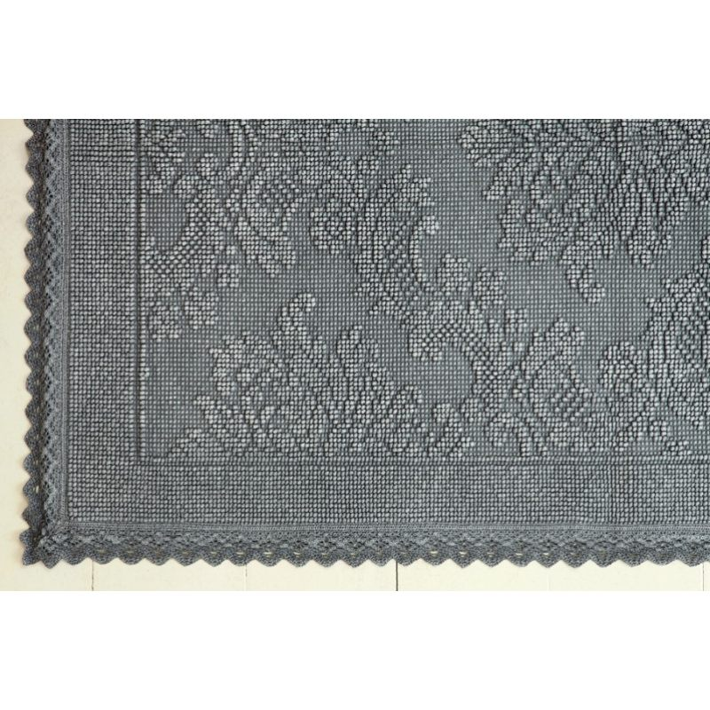 Коврик VINTAGE1, темно-серый