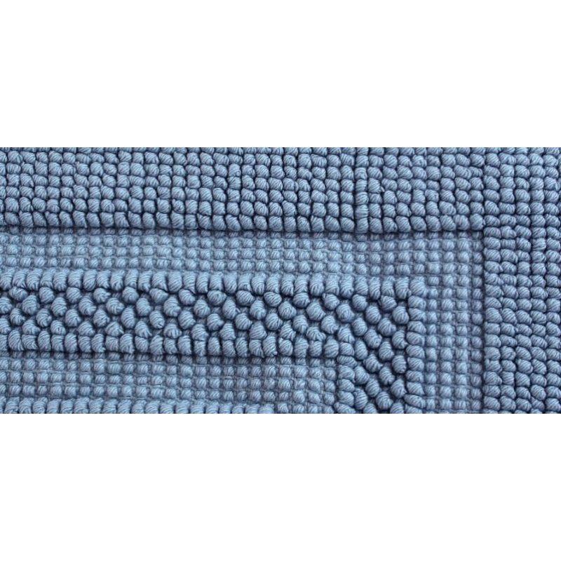 Коврик универсальный, голубой, Luxberry