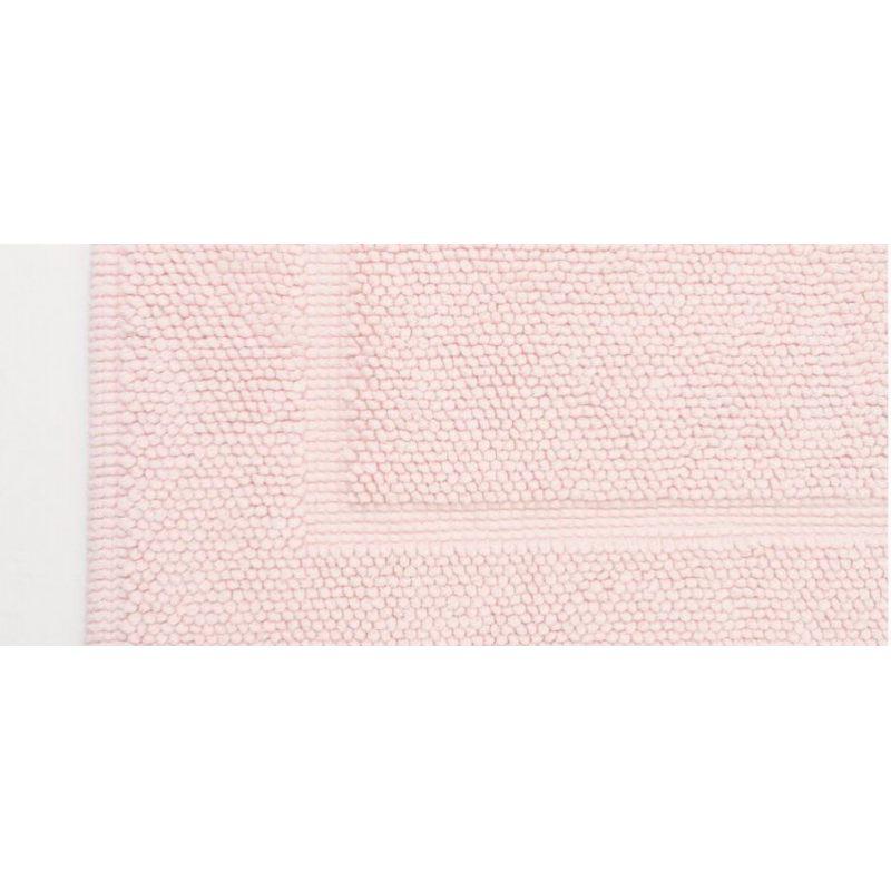 Коврик LUX, светло-розовый