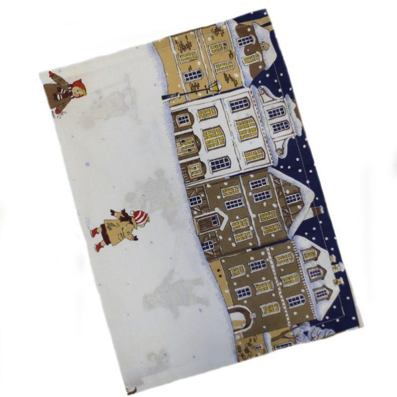 """Кухонное полотенце """"Рождественская история"""""""