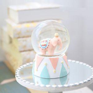 """Декоративное украшение """"Снежный слон"""""""