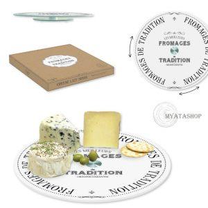 Вращающееся блюдо Les Delices des Gourmets collection
