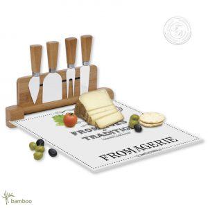 Набор для сыра Les Delices des Gourmets collection 30х25 см