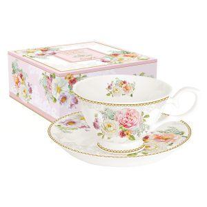 Чайная пара Цветочная романтика