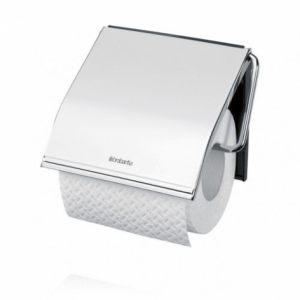 Держатель для туалетной бумаги Brabantia - Brilliant Steel (полированная сталь)