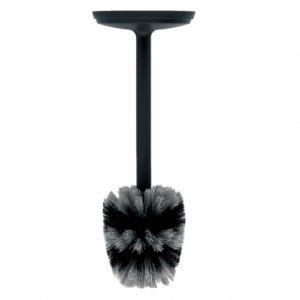 Туалетный ершик сменный - Black (черный)