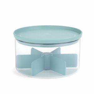 Модульный стеклянный контейнер для чая Brabantia