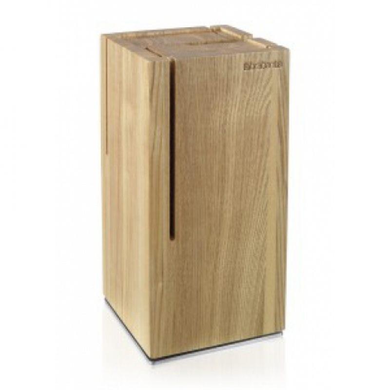 Блок для ножей деревянный Brabantia