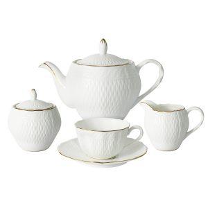 """Чайный сервиз Colombo из 15 предметов на 6 персон """"Бьянка"""""""