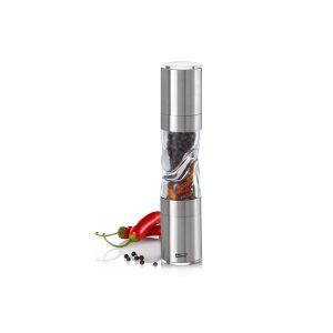 Мельница 2 в 1 для соли/перца и специй AdHoc, серия DUOSPICE 22 см