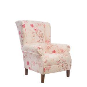 Кресло нежная роза