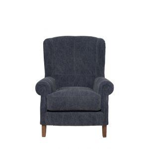 Вальтеровское кресло серое