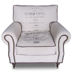 Большое кресло Thomas Eiffel