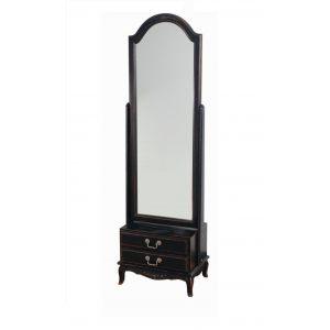 Напольное зеркало Saphir noir