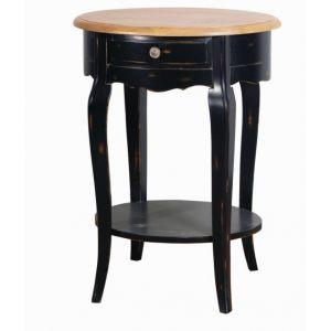 Приставной столик Saphir noir