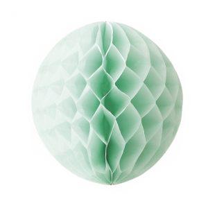 Шар нежно зеленый 14 см