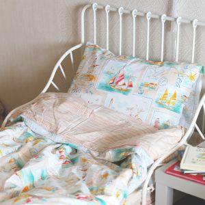 Комплект детского постельного белья Путешествия