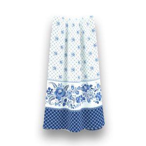 Полотенце Розы Гжель