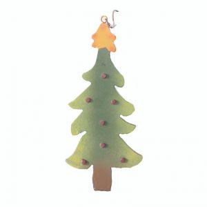 Игрушка из дерева Елочка