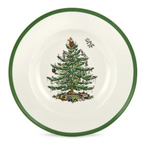 Тарелка SPODE CHRISTMAS TREE 23 см