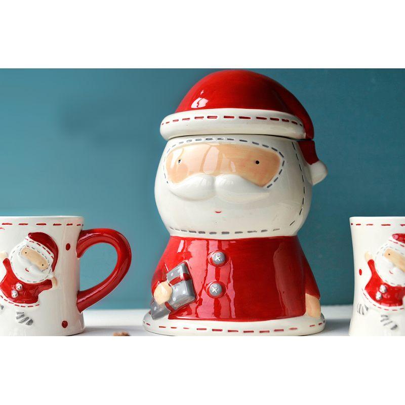 Дед Мороз - шкатулка