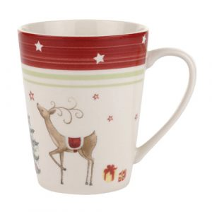 Кружка Christmas Jubilee Mug Red Band 400 мл