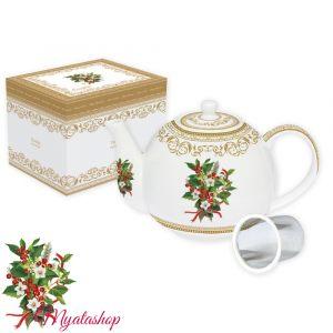 Чайник Christmas holly