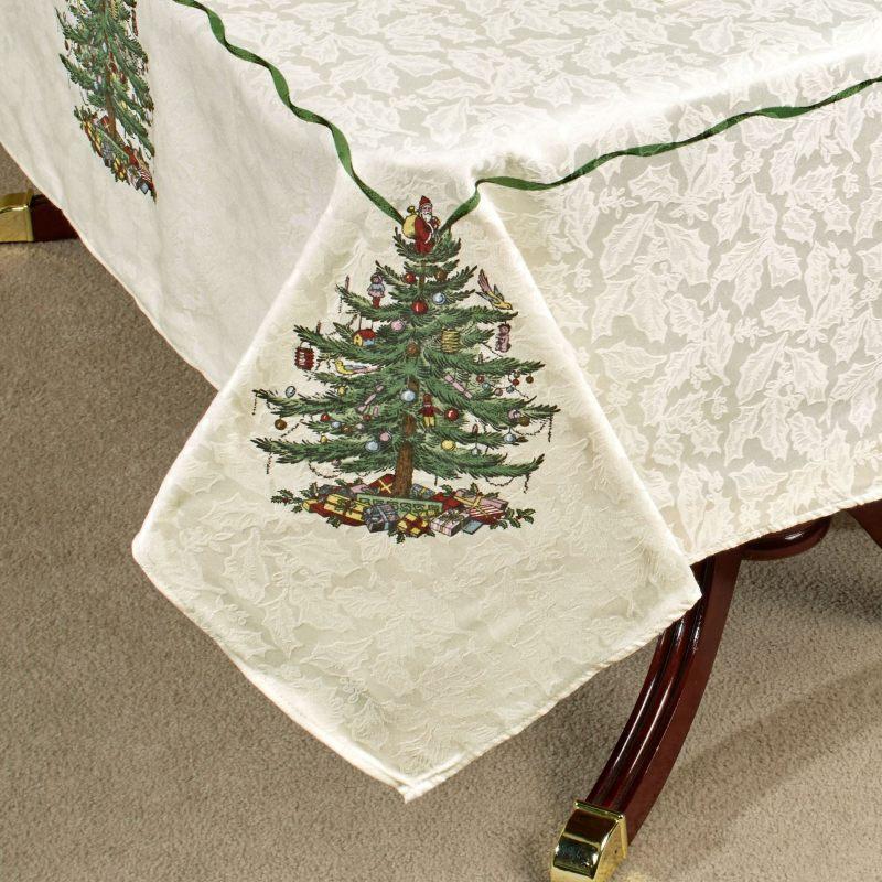 Скатерть Christmas tree