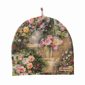 Грелка на чайник Цветы