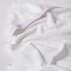 Банный комплект уголок и полотенца BALLET