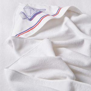 Банный комплект уголок и полотенца SEA