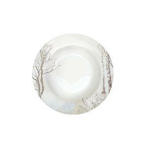 Тарелка суповая Природа