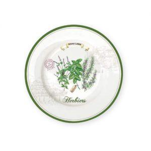 Тарелка десертная 19 см Herbiers