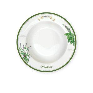 Тарелка суповая 21,5 см Herbiers