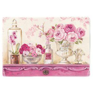 Салфетки под горячее Цветы 45х30 см Сreative