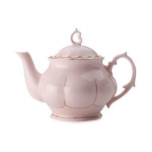 Чайник (розовый) Свежее дыхание в подарочной упаковке