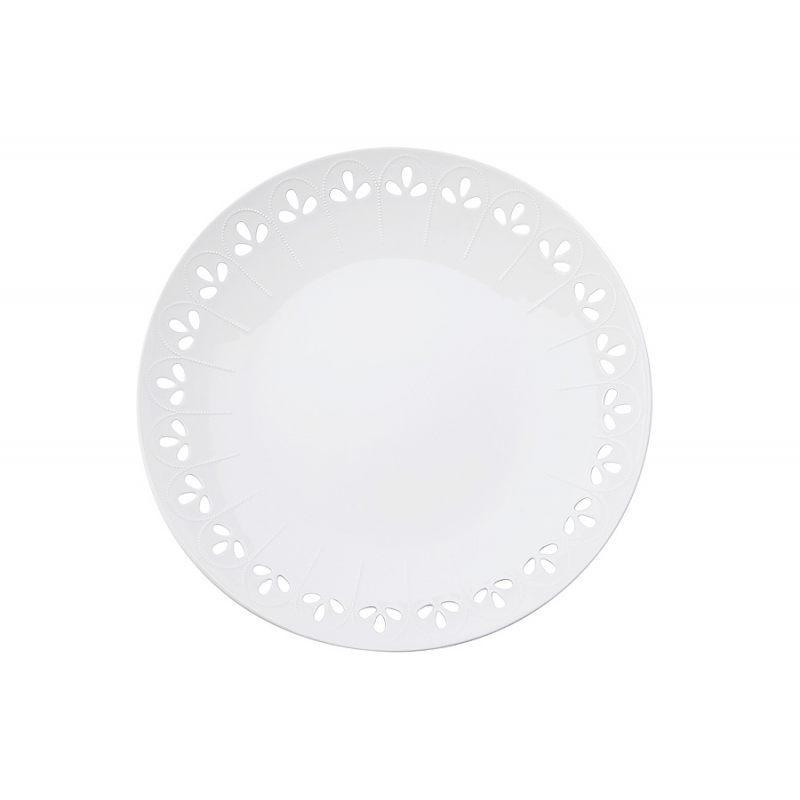 Тарелка Лилия в подарочной упаковке